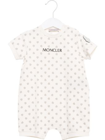 Moncler Tutina In Jersey Stretch Pagliaccetto