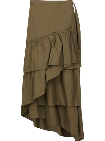 8PM Asymmetric Skirt