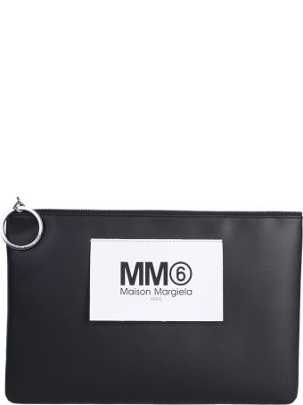 MM6 Maison Margiela Pouch With Oversize Zip Puller