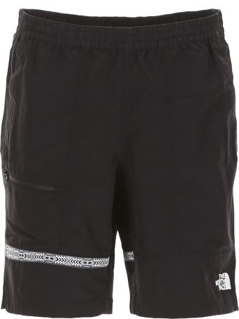The North Face Bermuda Shorts With Embroidered Logo