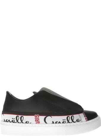 Gaelle Bonheur Logo Sneakers