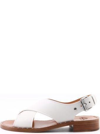 Church's Sandal White Leather