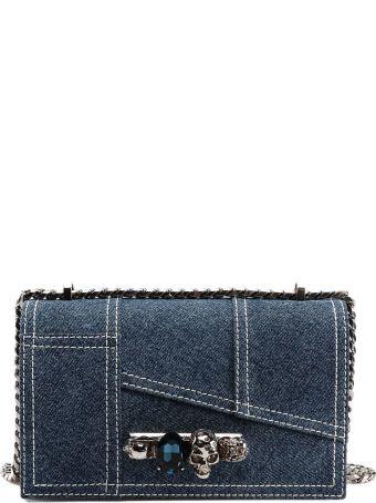 Alexander McQueen Jewel Shoulder Bag
