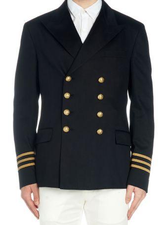 Ralph Lauren Black Label 'military' Blazer