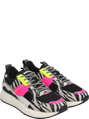 M.O.A. master of arts Sneakers In Animalier Tech/synthetic