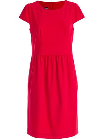 Emporio Armani Classic Slim Dress
