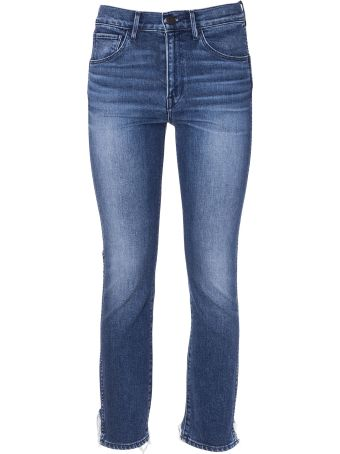 3x1 Cropped Jeans