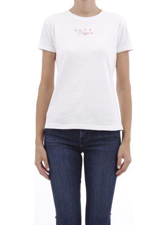 Alyx T-shirt White Cotton