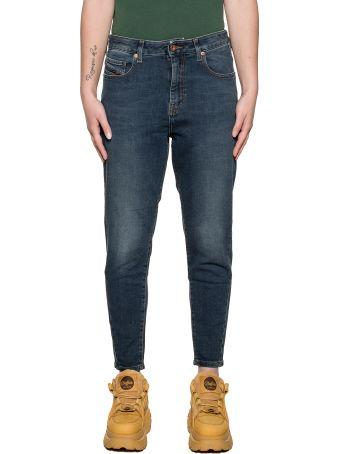 Diesel Blue Candys-ne Denim Jeans