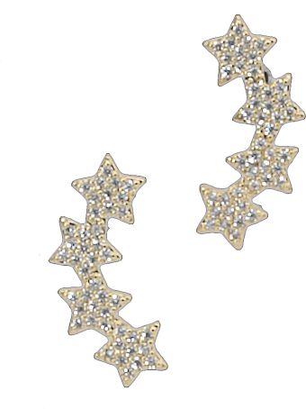 Federica Tosi Lobo Multi Stars Earings