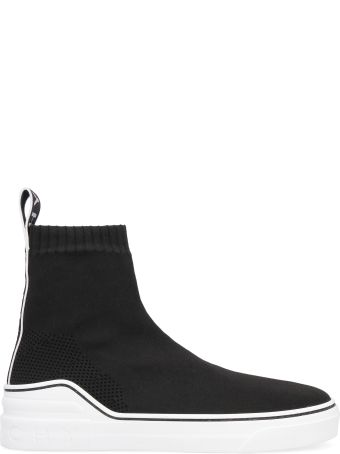 Givenchy George V Knitted Sock-sneakers