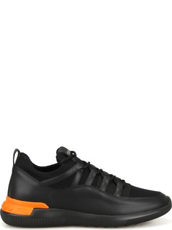 Tod's Shoeker No_code_01 Black Sneakers