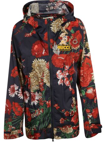 Gucci Floral Jacket