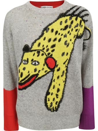 Tsumori Chisato Embellished Sweater