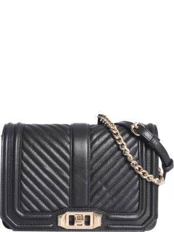 Rebecca Minkoff Small Chevron Quilted Bag