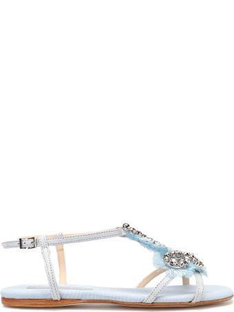 Anna Baiguera Strappy Sandals