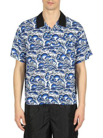 Stussy Coral Pattern Shirt