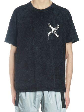 REPRESENT 'destroy Upside Down' T-shirt
