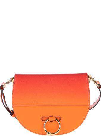 J.W. Anderson Orange The Latch Shoulder Bag
