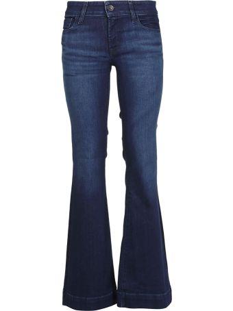 J Brand Flared Leg Jeans