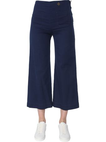 Mr & Mrs Italy Cropped Trousers