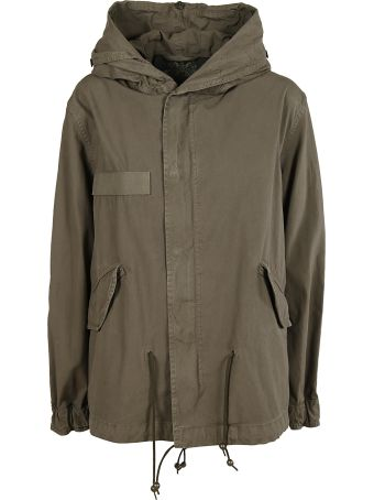 Mr & Mrs Italy Hooded Parka