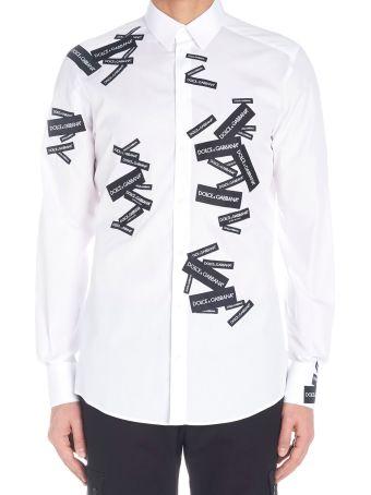 Dolce & Gabbana 'logo Tape' Shirt