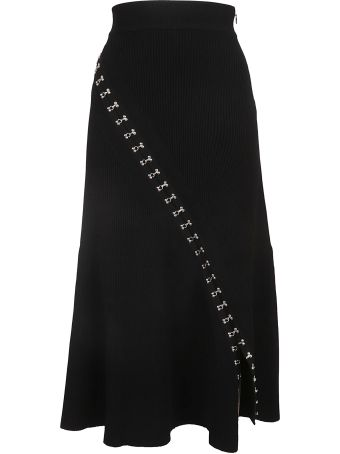 Alexander McQueen Flared Skirt