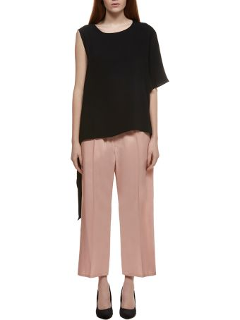 MM6 Maison Margiela Asymmetric Blouse