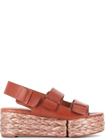 "Robert Clergerie Wedge ""atoll"""