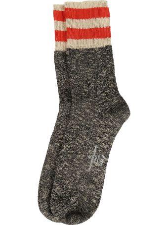 Golden Goose Ribbed Socks