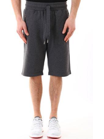 Dolce & Gabbana Bermuda Shorts Gray