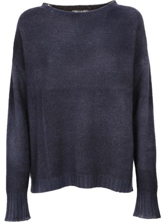 WLNS Wide-neck Sweater
