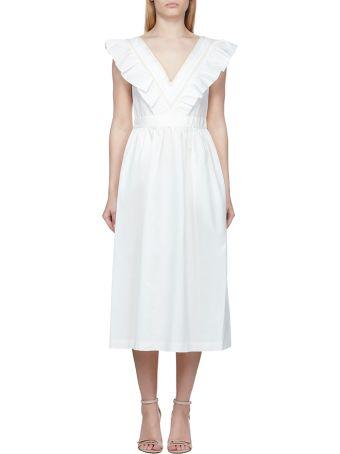 A.P.C. Ruffled Dress
