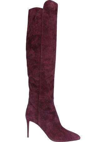 Aquazzura Classic Over-the-knee Boots