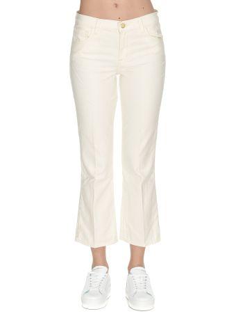 J Brand Selena Glimmer Trousers