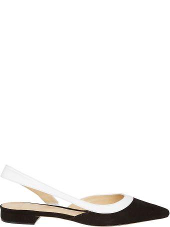 Alexandre Birman Birman Wavee Flat Sandals