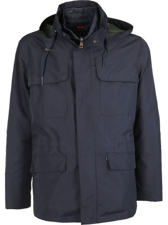 Kired Zipped Coat