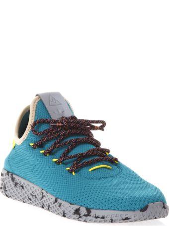 Adidas by Pharrell Williams Tennis Hu Primeknit Shoes