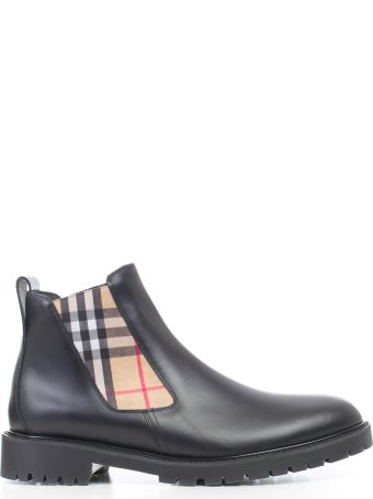 Burberry Chelsea Ankle Boots