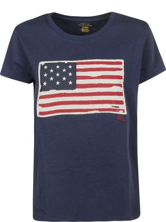 d0a2b21471a18d Ralph Lauren American Flag T-shirt