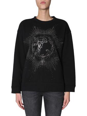 Versace Collection Neck Sweatshirt