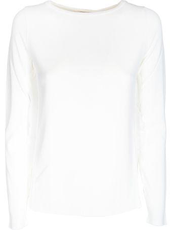 Max Mara Ruffle Detail Sweater