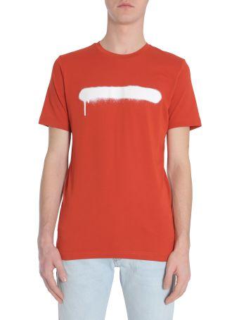 Diesel Black Gold Ty-sprayline T-shirt
