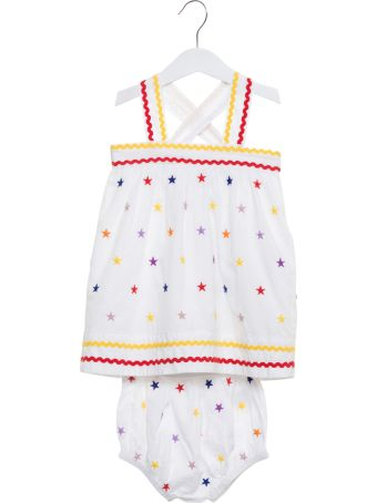 Stella McCartney Embroidery Stars Dress