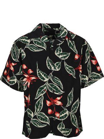 Prada Lilium Print Shirt