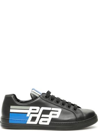 Prada Logo Sneakers
