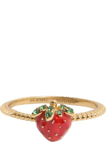 Marc Jacobs Strawberry Ring