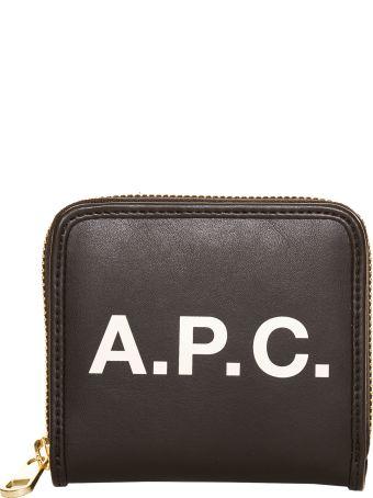 A.P.C. Morgane Compact Wallet