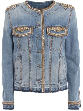Ermanno Scervino Embellished Jacket